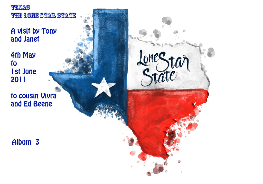 Texas the lone star state a visit by tony and janet 4 for Texas tattoo license