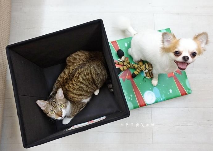 5 isufu舒福家居 寵物窩 收納椅凳