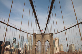 Brooklyn Bridge & Dumbo | by almostapricot