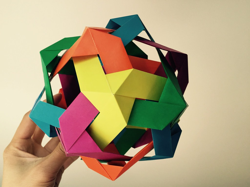 Woven small triambic icosahedron 3 fold axis boulder put flickr woven small triambic icosahedron 3 fold axis by daniel kwan jeuxipadfo Gallery