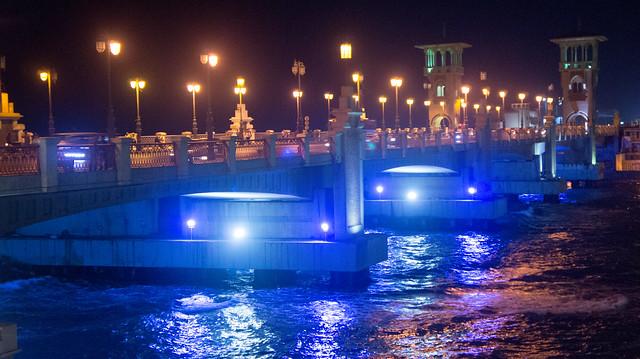 Alexandria's Stanley bridge