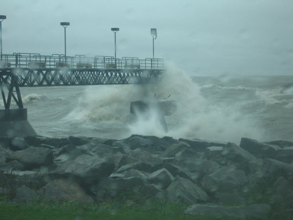 Lake Erie Storm