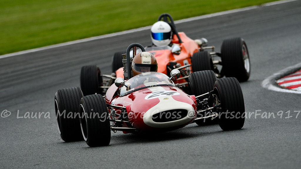 Jon Waggitt - Lotus 31 (Historic Formula 3) | Please do not … | Flickr