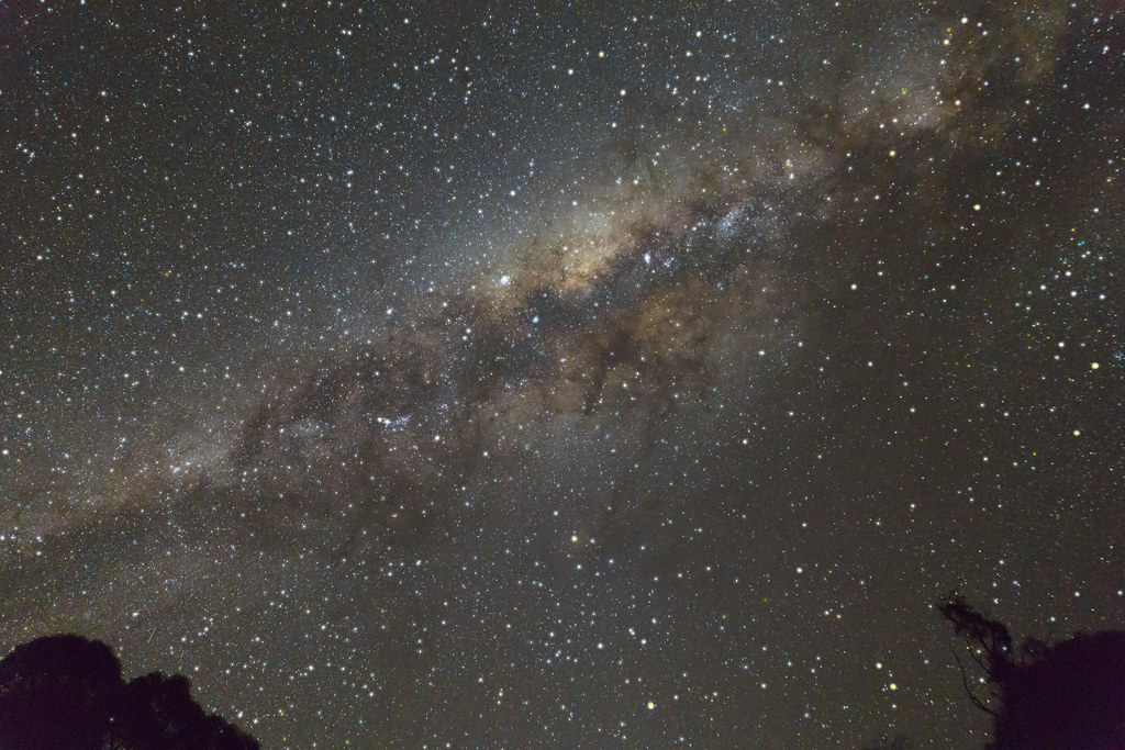 Milky Way with CANON EOS 5D Mark III