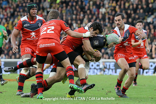 Match parrainé ASR Toulouse 13 Nov 2016