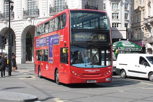 London United ADH15 SN60BYL