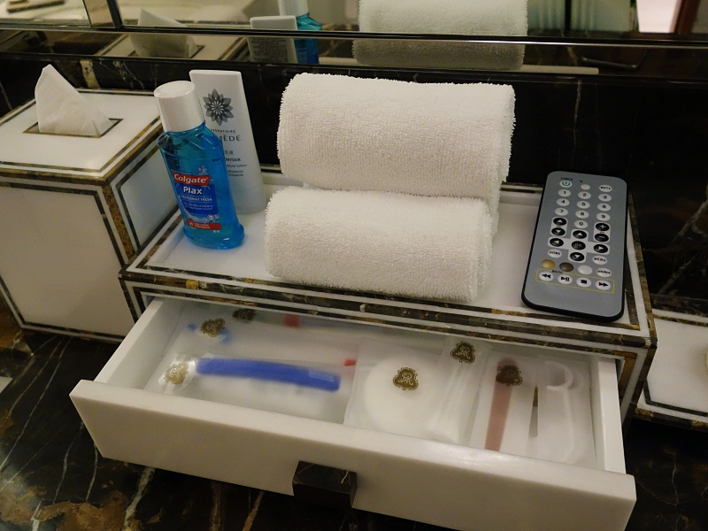 St. Regis Macau amenities