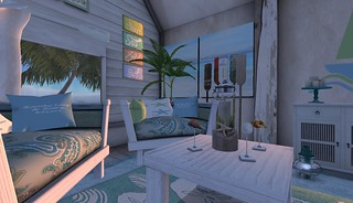 Perfect Ten, Tylar's Treasure Key West Living Room Close | by Hidden Gems in Second Life (Interior Designer)
