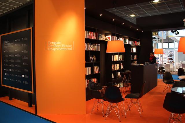 Penguin Random House - Frankfurt Buchmesse 2015