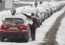 Які авто найгірше пристосовані до зими