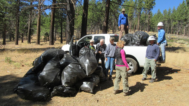 Kings Canyon Trash Removal