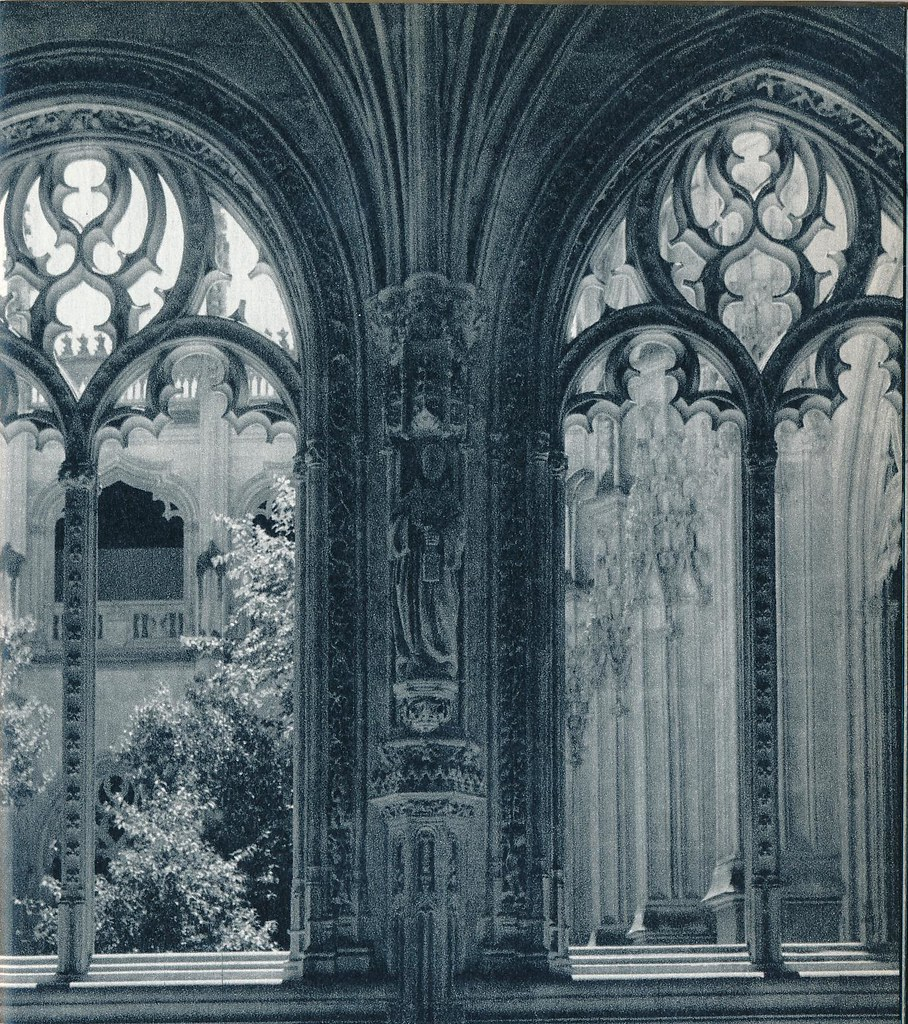 Monasterio de San Juan de los Reyes de Toledo en la primavera de 1955. Fotografía de Cas Oorthuys © Nederlands Fotomuseum, Rotterdam