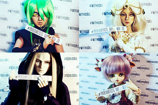 Support BJD Artists Day | by Kinomi ✿