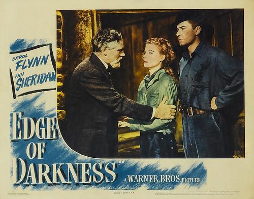 Edge of Darkness - 1943 - lobbycard 2
