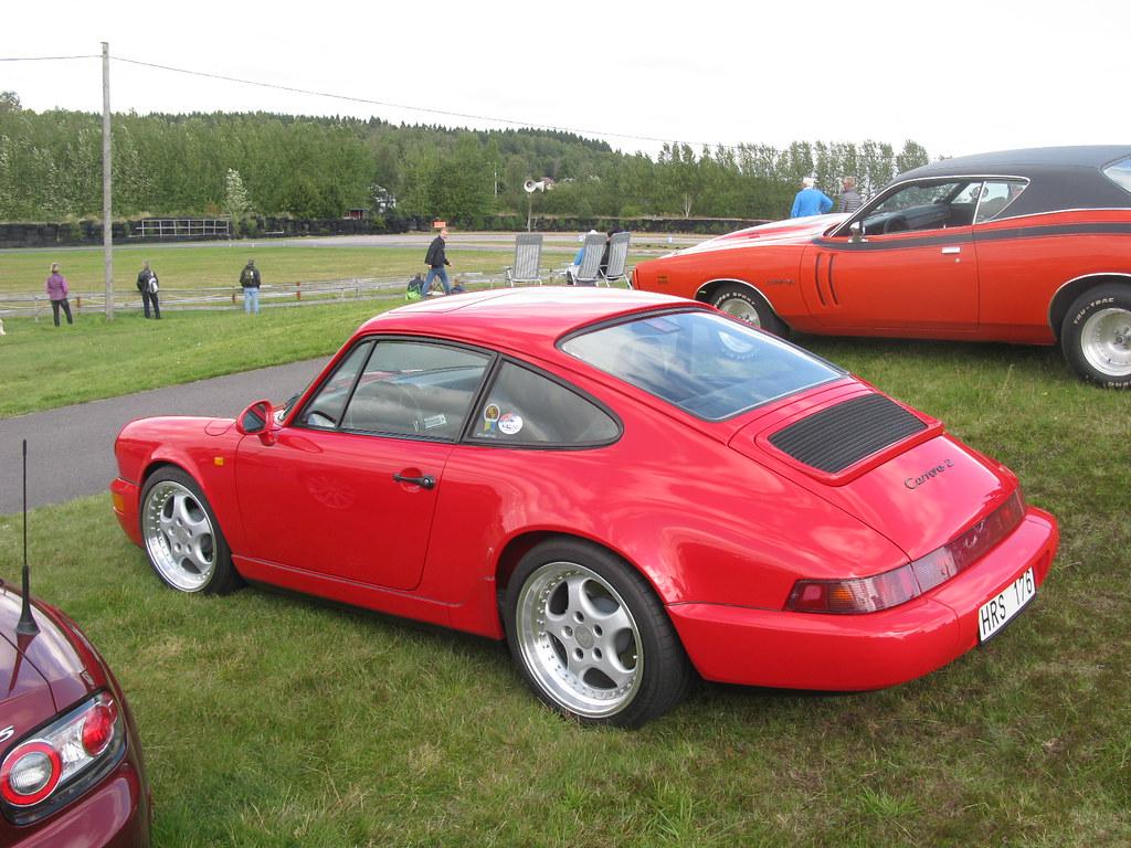 ... Porsche 911 (994) Carrera | by nakhon100