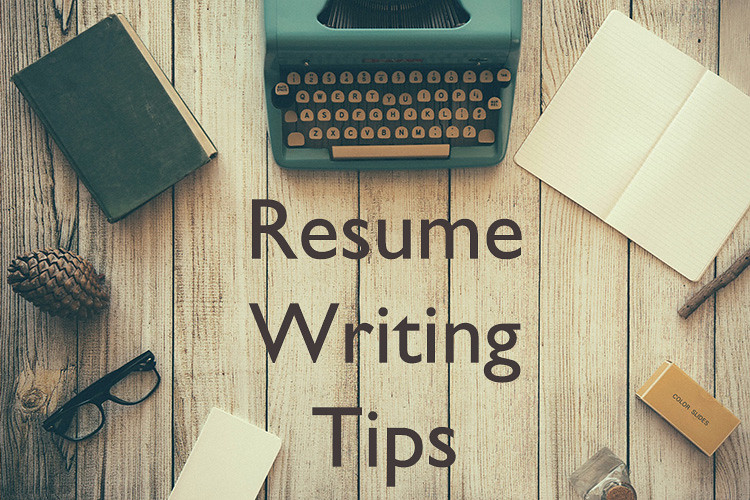 free resume writing tips by textycafe