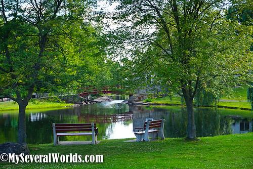 Big Ben Park (Code Park), Perth, Ontario