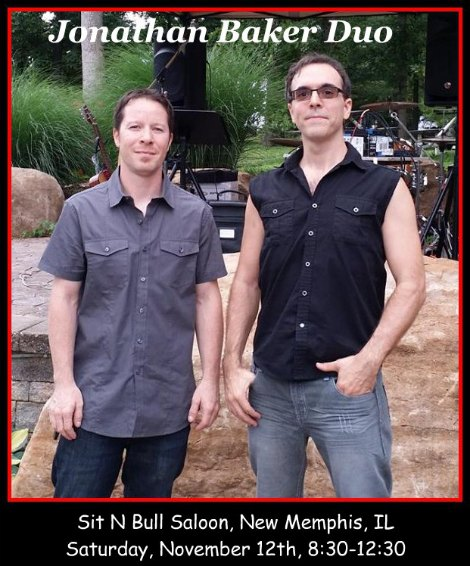 Jonathan Baker Duo 11-12-16