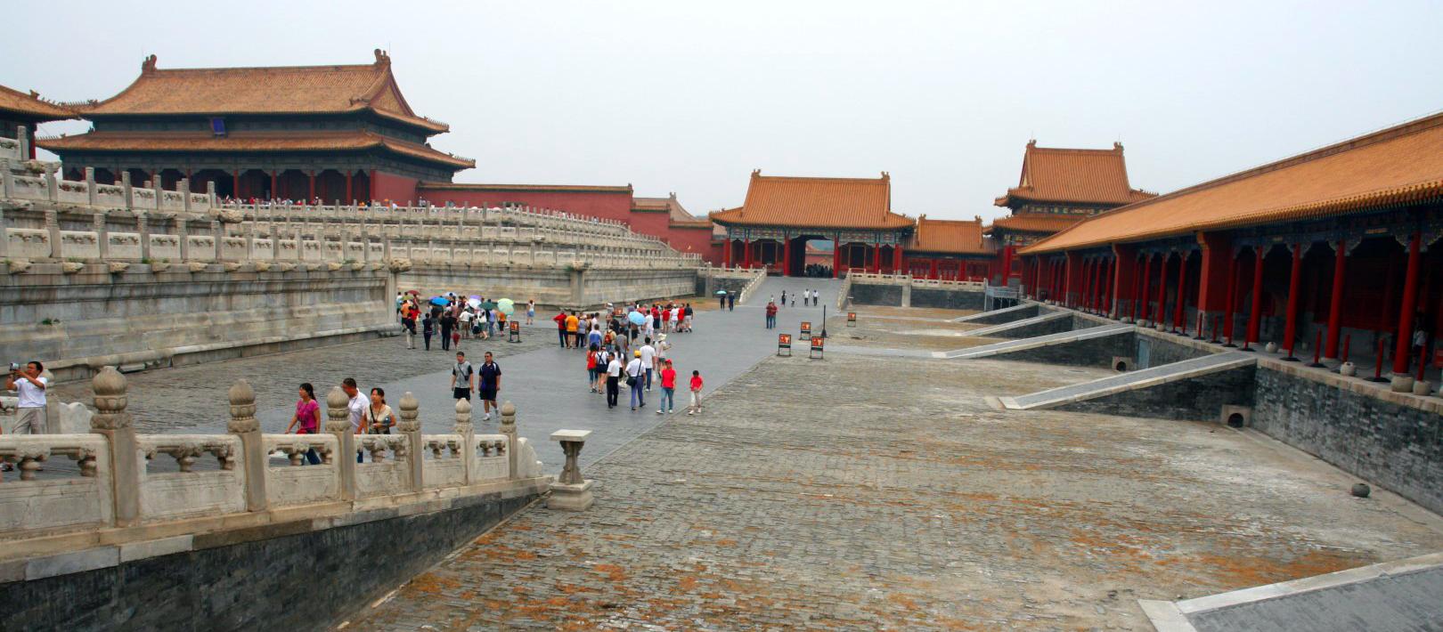 Qué ver en Pekín, China: Ciudad Prohibida de Pekin / Beijing - China
