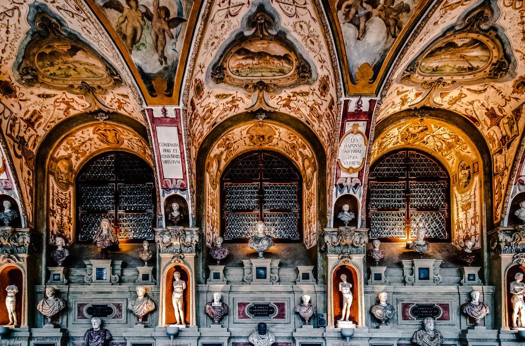 München Residenz Residenz Museum Herzog Albrecht V Ließ Flickr