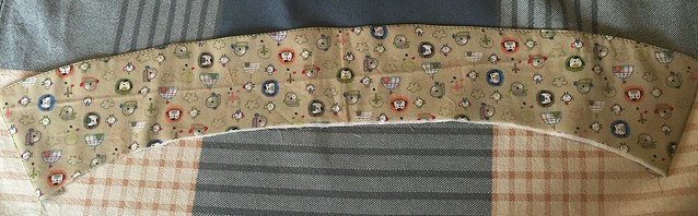 Sewing collar shirtmaking