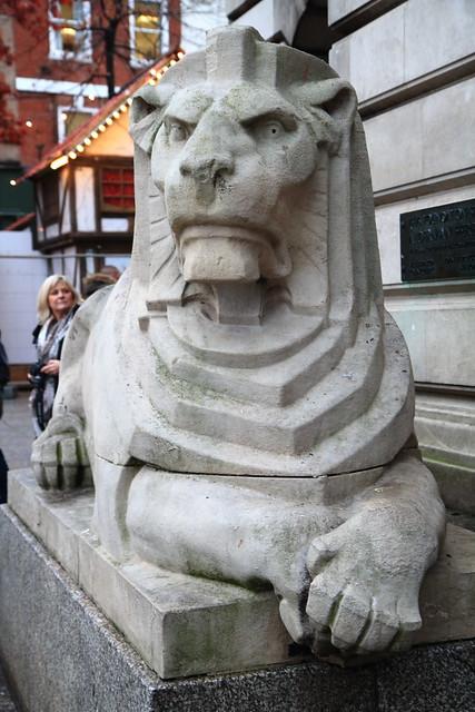 Nottingham Lion