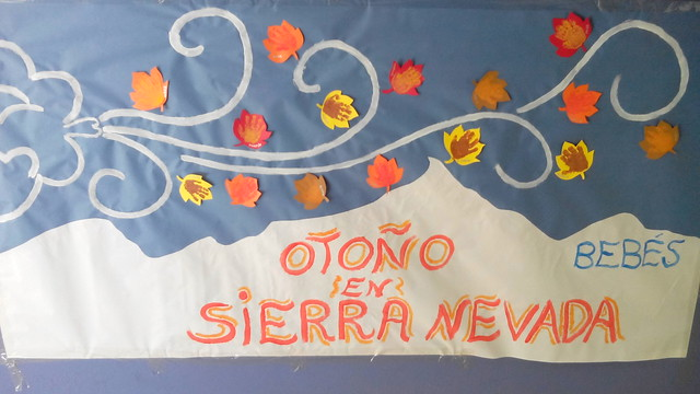 Otoño llegó - Novaschool Granada