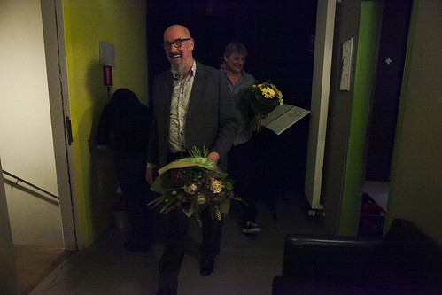 "Josse De Pauw, Kris Defoort&LOD muziektheater ""An old Monk"" 18/9/2015"