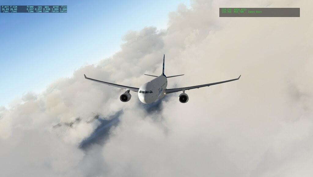 A330-243 JarDesign | Flight KMIA/SBCT A330-243 v1 2-R2 SkyMa