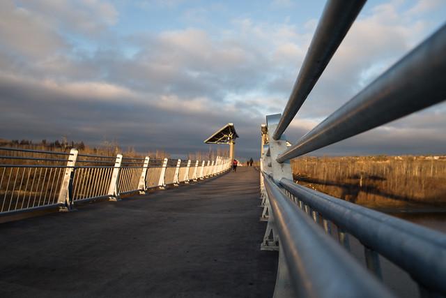 Terwillegar Park Footbridge