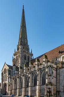 Cathédrale Saint-Lazare, Autun