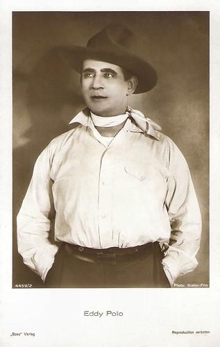 Eddie Polo
