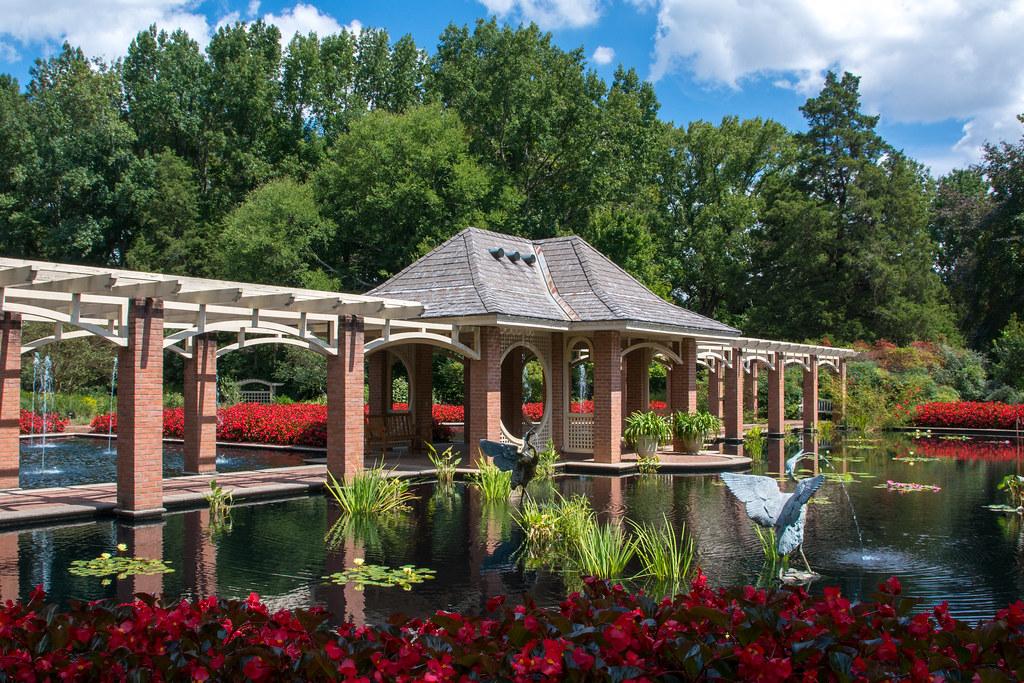 ... Huntsville Botanical Garden, Alabama | By Annette Kirkland