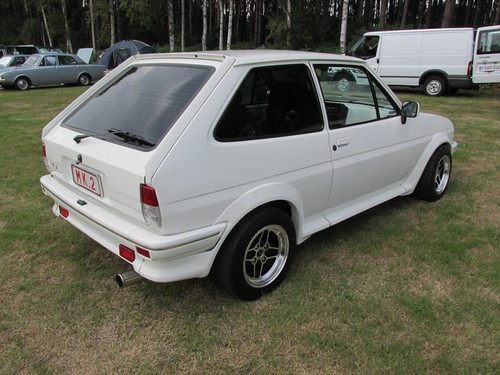 ford fiesta xr2i mk ii mod 1988 granada uwe flickr. Black Bedroom Furniture Sets. Home Design Ideas
