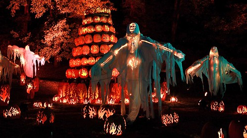 The Great Jack O'Lantern Blaze Presented by the Historic Hudson Valley (4)