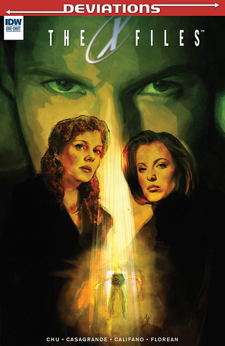The X-Files Deviations 001-000