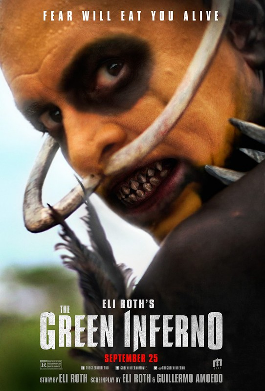 The Green Inferno - Poster 2
