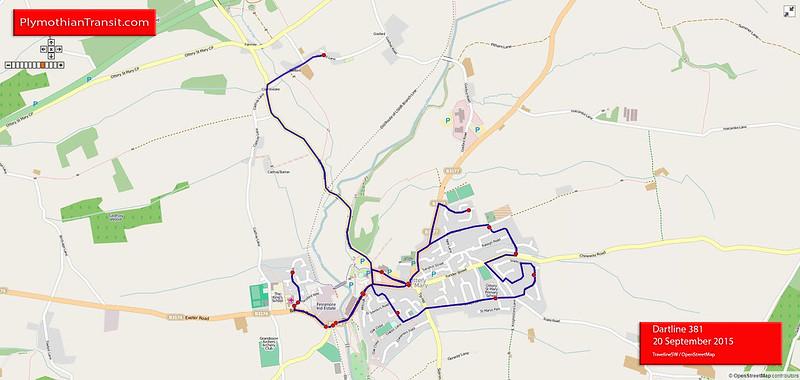 Dartline Route-381