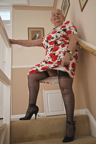 frocks on the stairs 73 3 john d durrant flickr. Black Bedroom Furniture Sets. Home Design Ideas