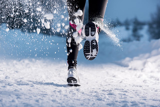 Winter is coming! #snow #running | by ProMarathon