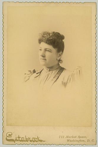 Cabinet Card portrait