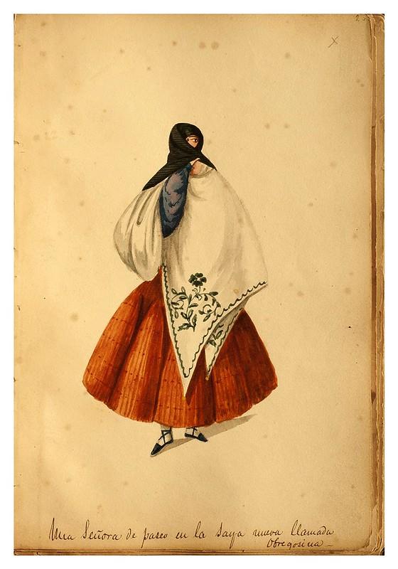013-Tipos de Lima- Pancho Fierro- 1850-60- Museo de Bellas Artes Argentina.