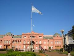 Casa Rosada, Buenos Aires argentina