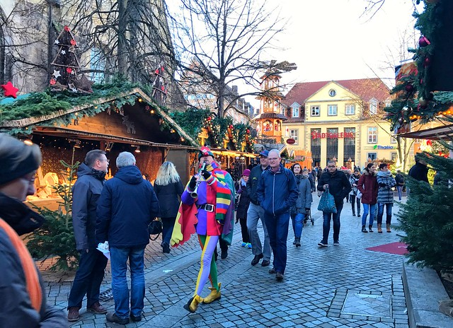Hamelin Christmas market Germany  54
