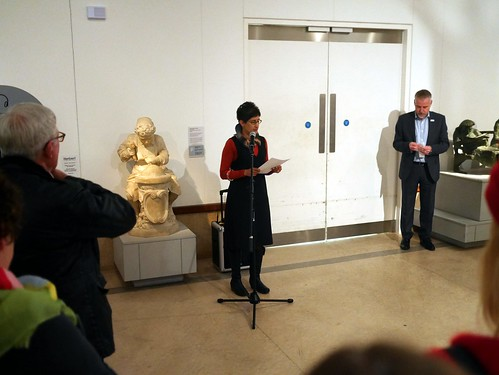 Made in the Middle Private View - 2