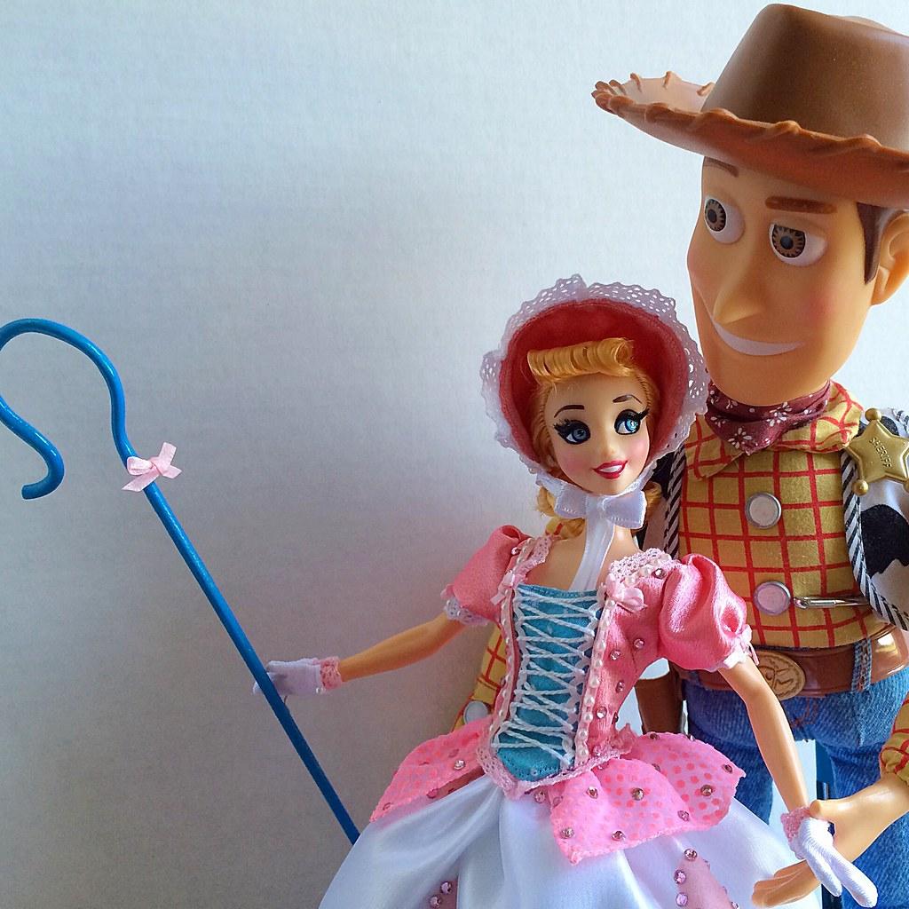 True Love In Plastic Form Disney Toystory Bopeepdol Flickr