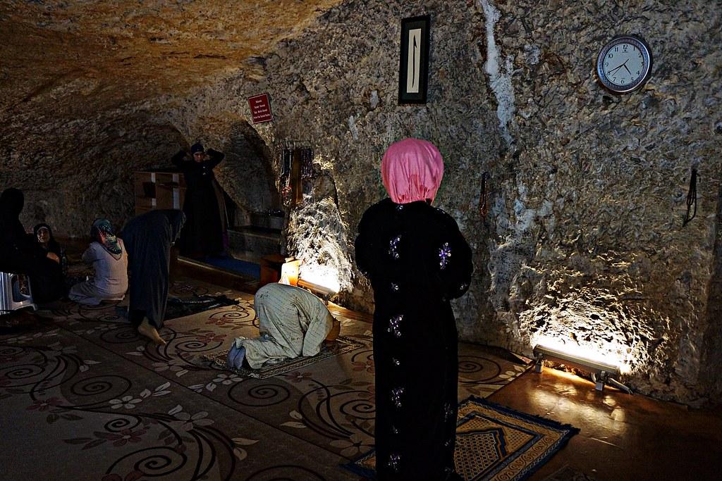 Картинки по запросу cave of abraham sanliurfa