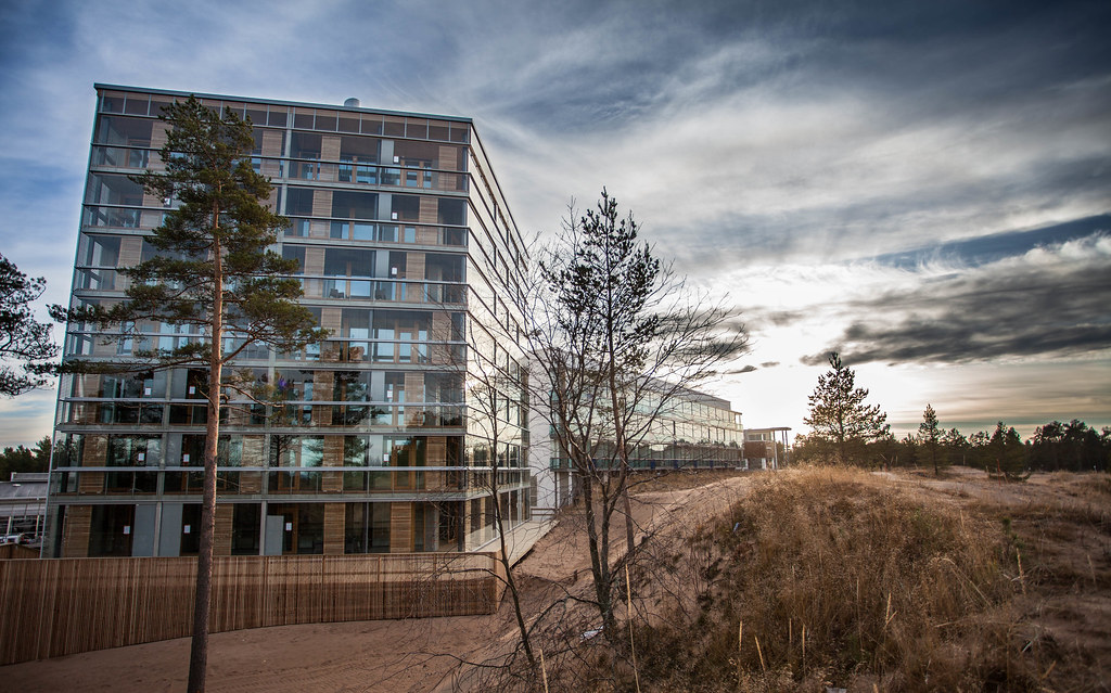 Herrain Hiekat - new apartments in Kalajoki Resort & Spa | Flickr