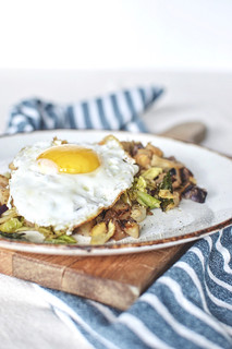 Potato Onion Apple Cabbage Hash | by Hapaway