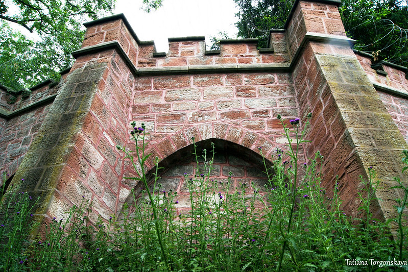 Стена Мариенбурга